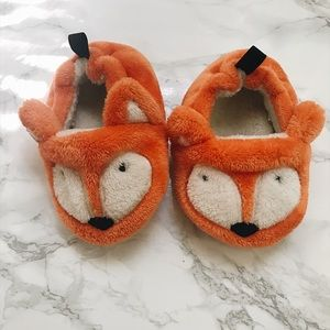 Other - Baby Fox Slippers